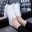 รองเท้าผ้าใบแฟชั่น (หนัง) พรีออเดอร์ thumbnail 5