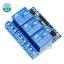 Arduino Relay 3 Channel 5V Optocoupler Relay Module 10A รีเลย์ 5v 3ช่อง ทำงานแบบ Active High thumbnail 4