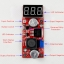 LM2596 DC-DC Adjustable Step-Down Power Supply Module buck converter Red LED display Voltmeter/ Button Switch thumbnail 1