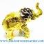 ของพรีเมี่ยม ของที่ระลึกไทย ช้าง แบบ 19 Size M สีทอง thumbnail 4