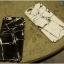 iPhone 7 - เคสแข็งปิดขอบ ลายหินอ่อน (สีขาว,สีดำ) thumbnail 1