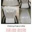 ผ้าขหนนู ด้ายคู่ สีขาว (งานจีน) 30*60นิ้ว 16ปอนด์ 1950บ ส่ง 4โหล thumbnail 1
