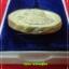 เหรียญหล่อโบราญหันข้าง เนื้อทองระฆัง หลวงปู่นนท์ วัดเหนือวน จ.ราชบุรี thumbnail 3
