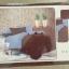 ผ้าปูที่นอน สีพื้น เกรดA 3.5ฟุต 3ชิ้น คละสี ชุดละ 145 บาท ส่ง 40ชุด thumbnail 12