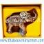 ของพรีเมี่ยม ของที่ระลึกไทย ช้าง แบบ 1 Size M สีทองแดง thumbnail 2