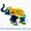 ของพรีเมี่ยม ของที่ระลึกไทย ช้าง แบบ 16 Size S สีน้ำเงิน thumbnail 1