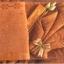 ชุดผ้าขนหนูสำหรับถวายพระ ผ้าฝ้าย100% เกรดA มีทั้งผ้าขนหนู สีเหลือง / สีกรัก ชุดละ 220 บาท ส่ง 50ชุด thumbnail 2