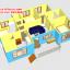 CD01 บ้านตัวอย่าง 11*6.5 เมตร 4 ห้องนอน 3 ห้องน้ำ 1 ห้องนั่งเล่น 1 ห้องครัว 768,000 บาท เพิ่มระเบียงหลังคาคลุม 2*4 ราคา 68,000 รวม 835,000 บาท thumbnail 3