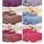 ชุดผ้านวม+ผ้าปูที่นอน เกรดA สีพื้น 6ฟุต 6ชิ้น thumbnail 1