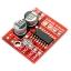 Mini 298N 2 Way PWM Mortor Driver MX1508 บอร์ดขับมอเตอร์ 2 ช่อง 1.5A ขนาดเล็ก สำหรับ smart car robot thumbnail 1