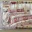 ผ้าปูที่นอน โพลี 6ฟุต 3ชิ้น คละลาย ชุดละ 82 บาท ส่ง 100ชุด thumbnail 2