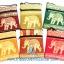 ของฝากจากไทย กระเป๋าสะพายลายช้างมินิ (แพ็ค 6 ชิ้น คละสี) thumbnail 2