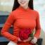 ชุดเวียดนามผู้หญิง สีส้ม (งานสั่งตัดพิเศษ) thumbnail 10