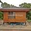 บ้านไม้สัก ขนาด 4*6 เมตร ประตูสไลด์ ทุกบาน ราคา 450000 บาท thumbnail 10