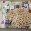 ผ้าปูที่นอน โพลี 6ฟุต 3ชิ้น คละลาย ชุดละ 82 บาท ส่ง 100ชุด thumbnail 9