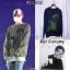 เสื้อแขนยาว Raf Simons BLUE Sty.G-Dragon -ระบุไซต์- thumbnail 1