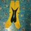 ถุงเท้า nike เหลือง ดำ thumbnail 1