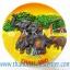 ที่ติดตู้เย็น ช้างไทย แบบ 51 thumbnail 1