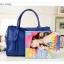 **Pre-order** กระเป๋า axixi แท้ มี 6 สี สีนำ้เงิน ครีม เขียว ชมพูบานเย็น ส้ม ดำ thumbnail 7