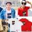 เสื้อยืด Supreme 3D Sty.J-HOPE BTS -ระบุสี/ไซต์ thumbnail 1