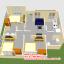 บ้านโมเดิร์นขนาด 8*7.5 ระเบียง 1.5*5 เมตร (3ห้องนอน 2ห้องน้ำ 1ห้องนั่งเล่น 1ห้องครัว) thumbnail 26