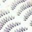 HS-38 ขนตาสีม่วง+ดำ(ขายปลีก) เเพ็คละ 10 คู่ ขายยกเเพ็ค thumbnail 3