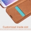 Samsung Galaxy S6 Edge Plus - เคสฝาพับ หนัง Nillkin QIN Leather Case แท้ thumbnail 5