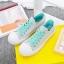รองเท้าผ้าใบแฟชั่นสีน่ารัก thumbnail 5