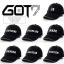 หมวก Ver.2 GOT7 member -ระบุสมาชิก*- thumbnail 1