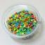 น้ำตาลไอซิ่งรูปวงกลมคละสี thumbnail 1