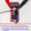 LM2596 DC-DC Adjustable Step-Down Power Supply Module buck converter Red LED display Voltmeter/ Button Switch thumbnail 5