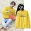 เสื้อแขนยาว balloon Sty. SEHUN HAPPINESS -ระบุสี/ไซต์- thumbnail 1