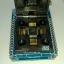 Socket 28 CHIP PROGRAMMER SOCKET TQFP32 QFP32/ LQFP32 TO DIP28 adapter socket for arduino atmega328 atmega168 atmega8 thumbnail 5