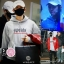 HOODIE Supreme LINE Sty.Baekhyun -ระบุสี/ไซต์- thumbnail 1