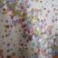 กระโปรงสีครีม Polka dot ลายจุด เนื้อผ้ามันลื่นสวมใส่สบาย พริ้วสวย ยี่ห้อ vivagarcon thumbnail 3