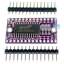HT16K33 BREAKOUT 16X8 LED MATRIX DRIVER BACKPACK thumbnail 1