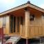 บ้านไม้สน ขนาด 3*5.5 เมตร (1 ห้องนอน 1 ห้องน้ำ) thumbnail 17