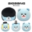 หมอนหมี KRUNK BIGBANG -ระบุสมาชิก- thumbnail 1