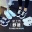 รองเท้าผ้าใบแฟชั่น ขนาด 35-39 (พรีออเดอร์) thumbnail 6