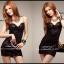 Sexy Dress 11 ( เซ็กซี่ เดรส 11 ) สีดำ thumbnail 1