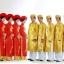 ชุดเวียดนามชาย - สีเหลืองทอง thumbnail 4
