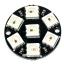 NeoPixel Ring 7 WS2812 RGB LED thumbnail 1