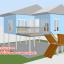 บ้านโมบาย ขนาด 6*7 ระเบียง 3*3 เมตร +ยกสูง 2 เมตร (1ห้องนอน 2ห้องน้ำ 1ห้องรับเเขก 1ห้องครัว) thumbnail 6