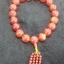 ประคำมือเรดอาเกต ( Maia Necklace Red agate ) thumbnail 1