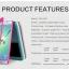Samsung Galaxy Note5 - เคสฝาพับ Nillkin Sparkle leather case แท้ thumbnail 6
