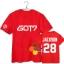 เสื้อยืด GOT7 Code Number -ระบุสี/ ไซต์/สมาชิก- thumbnail 1
