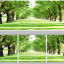 ArtHome232 ทางเดินสีเขียว Love way thumbnail 2