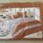 ผ้าปูที่นอน โพลี 6ฟุต 3ชิ้น คละลาย ชุดละ 82 บาท ส่ง 100ชุด thumbnail 3