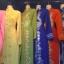 ชุดเวียดนามหญิงชั้นสูง ลายหงส์มังกร (ส่งฟรี EMS) - สีเหลือง thumbnail 7