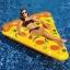 ห่วงยางพิซซ่าว่ายน้ำ ห่วงยางพิซซ่า แพยางพิซซ่า แพPizza แฟนซี พิซซ่า Pizza Pool Float thumbnail 1